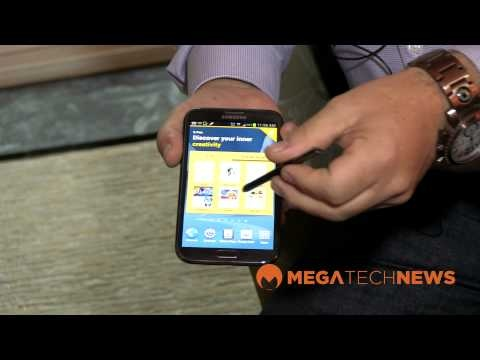 We review the new Samsung Note II Superphone! More affectionately known as a phablet, can the sequel outdo the original? Check out the review here! - http://www.megatechnews.com/megatech-reviews-samsung-galaxy-note-ii-android-superphone/