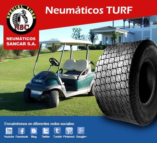 Líderes en Neumáticos turf, Industrial, Forestal, Minero y ahora para Autos,Camionetas, SUV, 4x4 y mucho más conozca nuestros productos en www.sancar.cl