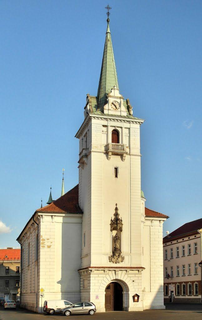 Trmice-kostel Narození Panny Marie