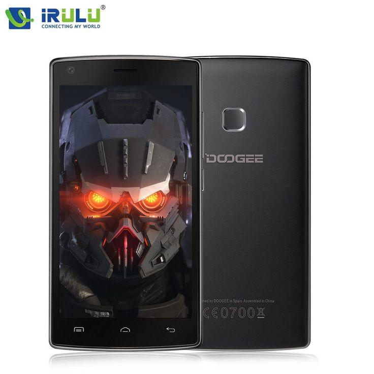 Doogee X5 MAX 5.0 inch 3G Smartphone Android Mobile Phone MTK6580 Quad Core 1280*720 IPS 1GB RAM/8GB ROM 4000mah Fingerprint //Price: $83.99//     #Gadget