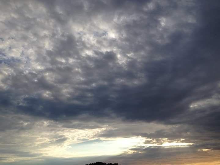 #hålihimlen #solnedgång