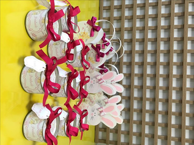 Personalizados tema Páscoa produzidos por Mônica guedes