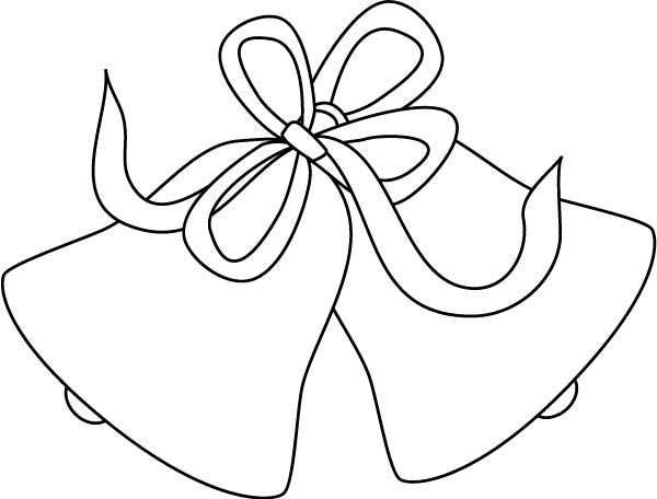 Recursos educativos - Dibujos para colorear Navidad - Chimeneas navideñas Láminas dedibujos para colorear campanas de Navidad Para imprimir losdibuj...