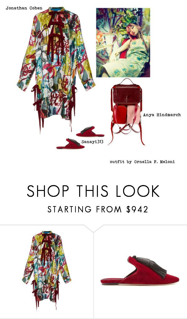 """Racine"" by orme on Polyvore featuring moda, Jonathan Cohen, Sanayi 313 e Anya Hindmarch"