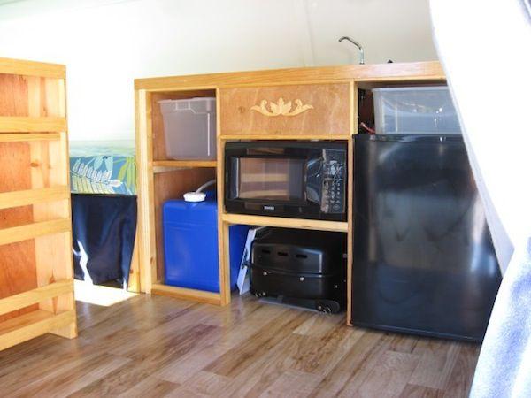 From Cargo Van to Camper Van: Steatlhy DIY Van Dwelling Conversion Photo