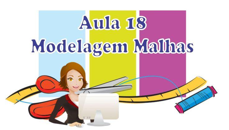Curso Modelagem Malhas - Calça - Aula 17