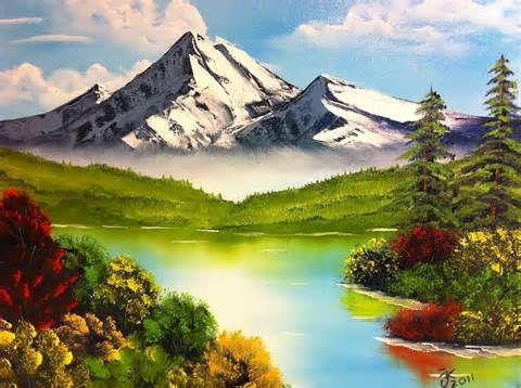 bob ross - - Yahoo Image Search Results