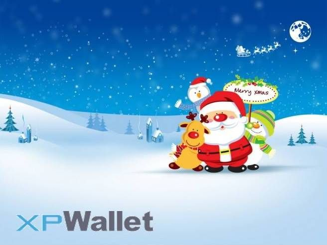 Merry Christmas To You Your Friends And Family From All Of Us At XpWallet