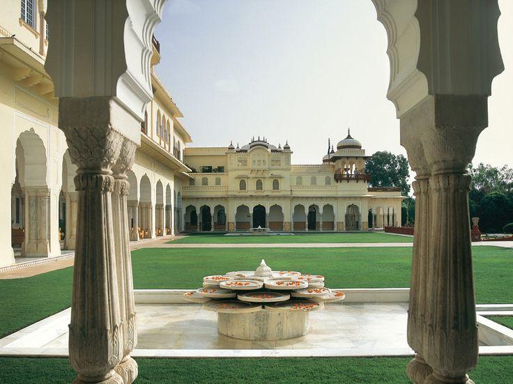 Rambagh Palace (Taj) - Condé Nast Traveler
