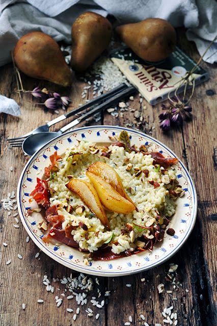 Quand Juan Arbelaez cuisine au fromage ça finit en risotto crémeux, crémeux, crémeux... au Saint Agur...