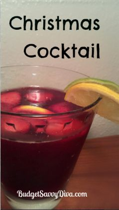 Perfect Drink For The Season