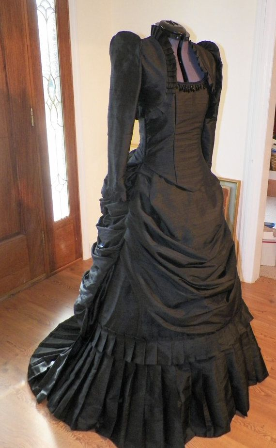 Victorian Steampunk Gothic Mardi Gras Venice Wedding by Showbelles, $865.00