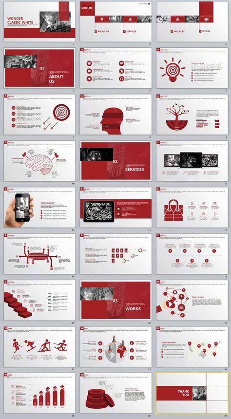 27 Red Business Purple Annual Report Graphic Design Pinterest
