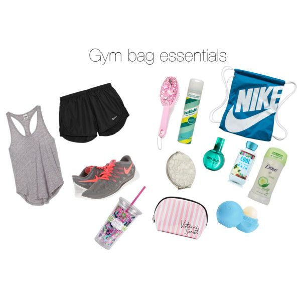 170 Best Images About Gym Essentials On Pinterest: Gym Bag Essentials