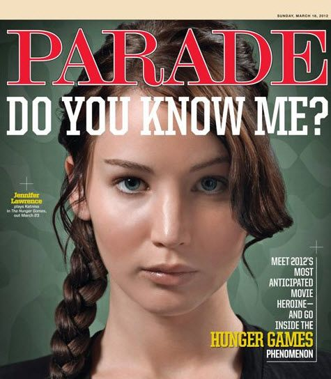 294 best hunger games pics images on pinterest the hunger games the hunger games katniss on parade voltagebd Image collections