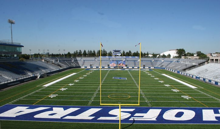 college football stadiums | College Football Today - Hofstra vs Rhode Island