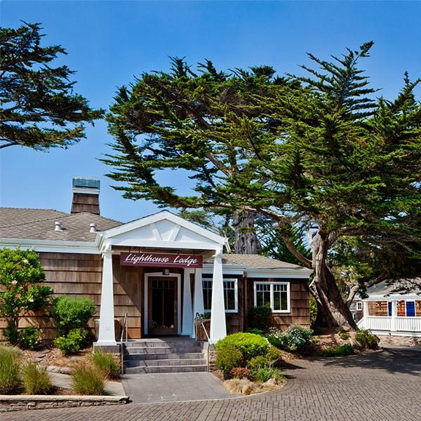 Lighthouse Lodge Cottages Pacific Grove California Pacific Grove Lodge Cottage
