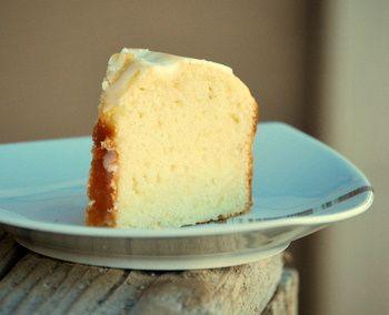 Lemon Buttermilk Pound Cake - just made this cake...ymmm...