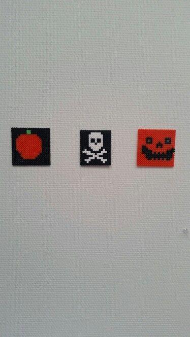 Fælles projekt Halloween pynt