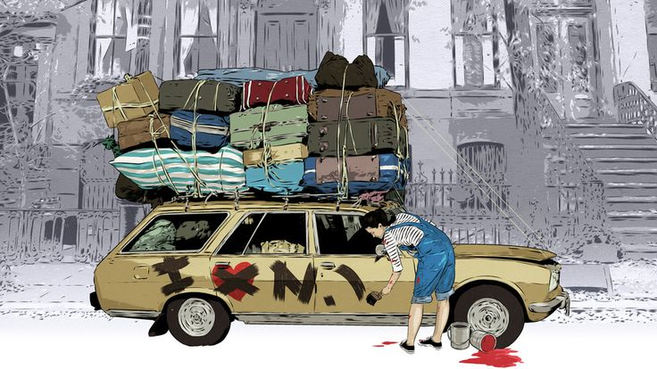 The Long Goodbye - is NYC no longer an option for young creatives?