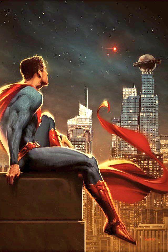 #Superman #ActionComics 998  by Sheraz Farooqi