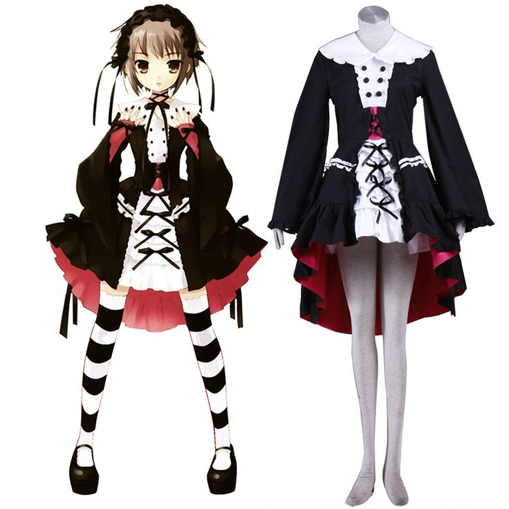 We Offer High Quality Haruhi Suzumiya Costumes Cosplay Best Costume Cosplay-Wigs-Boots or Shoes-Props From CosplayMade Shop Reliable and Professional ...  sc 1 st  Pinterest & The 59 best Anime Costumes 2 images on Pinterest   Anime costumes ...