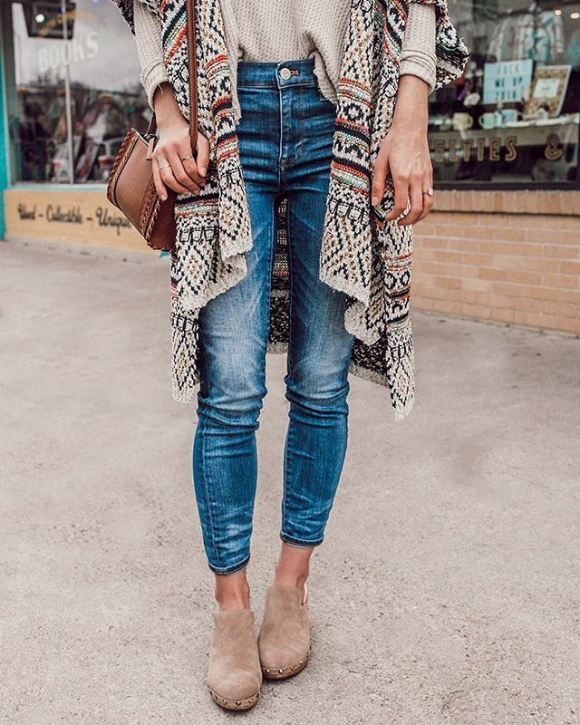 Make A Casual Outfit Bold With The Sole Society Aztec