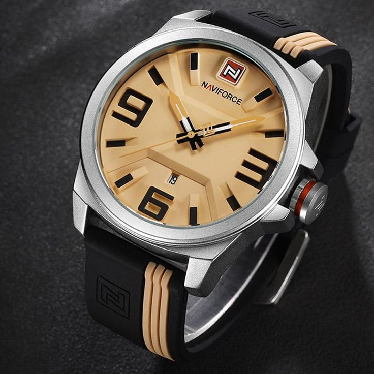 Introducing,   Men Watches NAVIF...   http://www.zxeus.com/products/men-watches-naviforce-brand-military-reloj-quartz-analog-3d-face-leather-army-fashion-clock-sports-watch-relogios-masculino?utm_campaign=social_autopilot&utm_source=pin&utm_medium=pin
