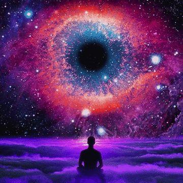 """"""" en el ojo de la mente, un fractal es una forma de ver el infinito."""""""