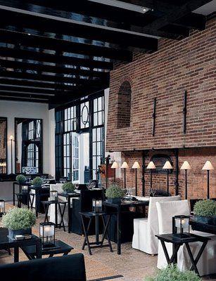 Interior Design Decorating: Blakes Hotel - Amsterdam (Anouska Hempel)