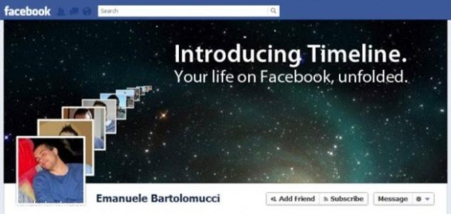 Facebook Cover Design - Timeline