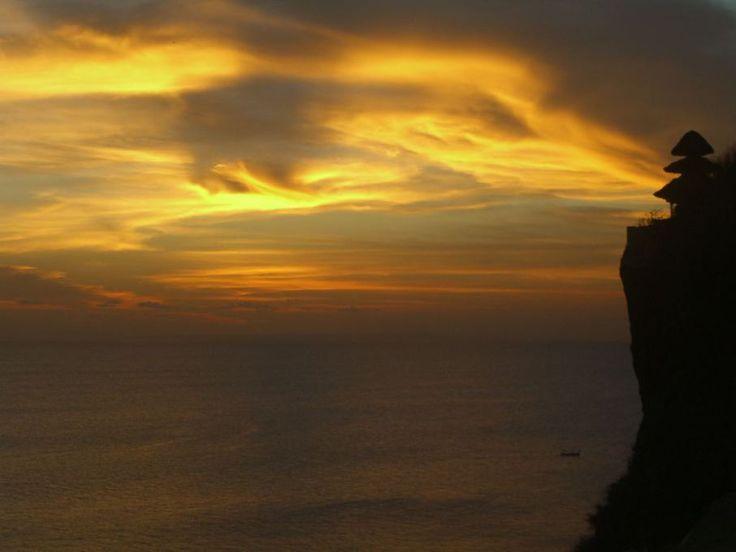 Pura Uluwatu Sunset - Bali