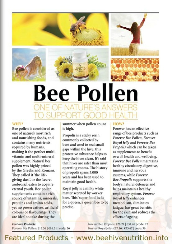 Bee Pollen - One of nature's answers to support good health. www.rosarivera.flp.com info #foreverbeepollen #hayfever #allergies #foreverroyaljelly #bees #foreverbeepropolis