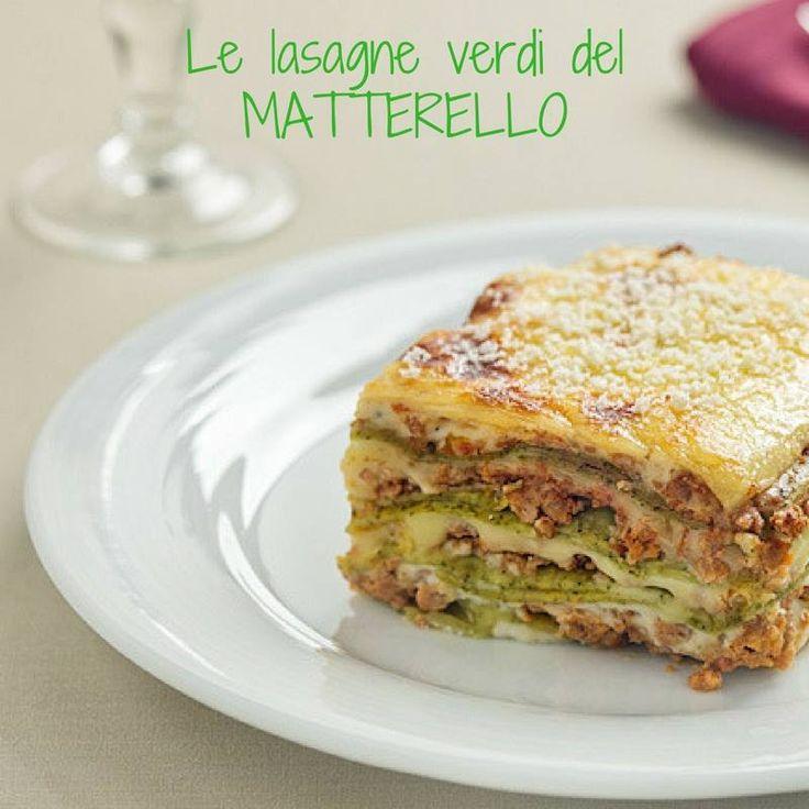 Un classico da non dare per scontato… le Lasagne verdi al ragù di carne! #ilmatterellopastafresca #Verica1997 #Pavullo #PastaFresca #mangiarebene