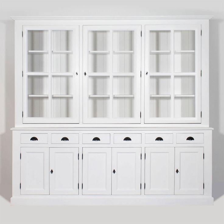 17 meilleures id es propos de vaisselier blanc sur for Sous couche meuble cuisine
