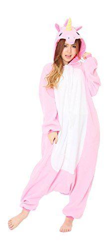 #SAMGU #Einhorn #Adult #Pyjama #Cosplay #Tier #Onesie #Body #Nachtwäsche #Kleid #overall #Animal #Sleepwear #Erwachsene #Größe #L