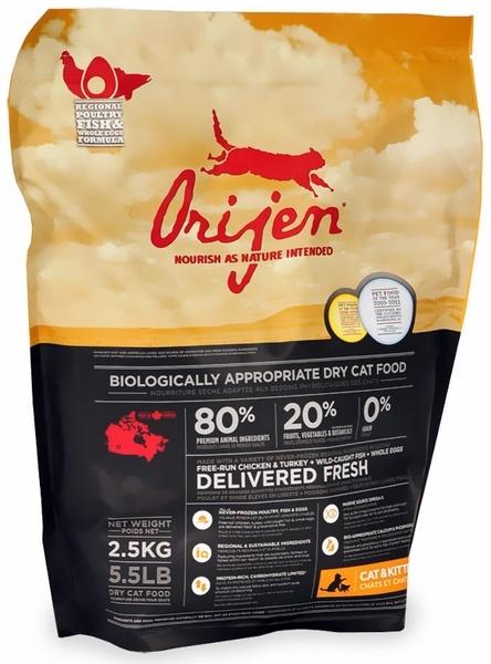 Orijen Adult Dry Dog Food- $23.99