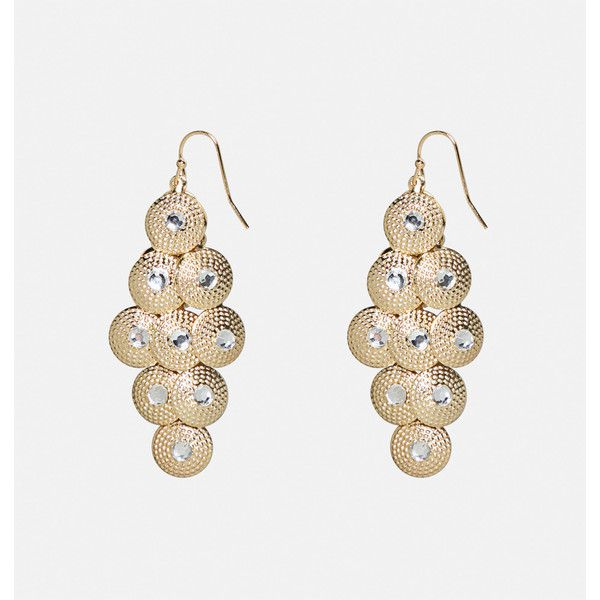 Best 25+ Gold chandelier earrings ideas on Pinterest | Rose gold ...