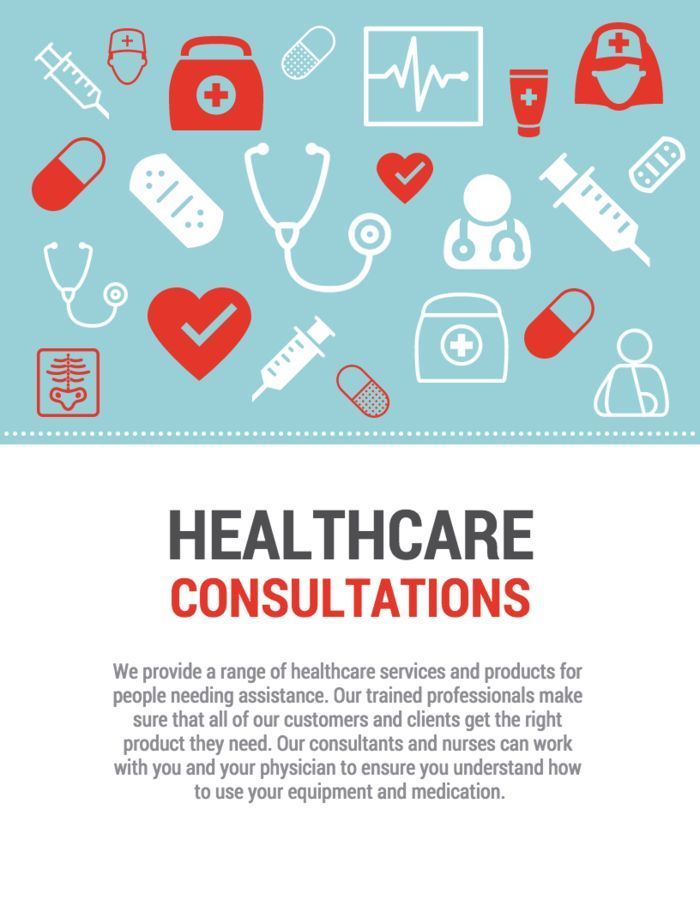 Healthcare Advertising : Healthcare Poster Template :Spread facts ...