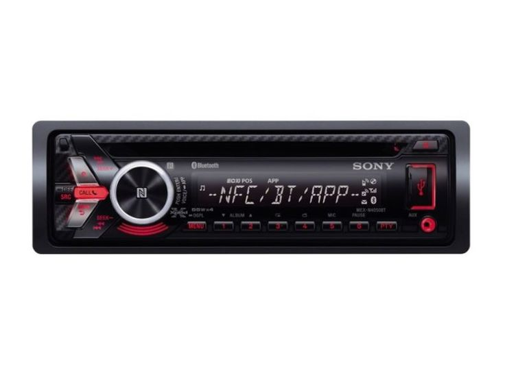 55W x 4 output power (Dynamic Reality Amp 2)2 PRE OUTBluetooth for Hands-free