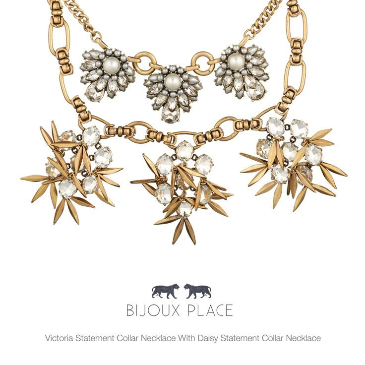 Beautiful and stunning necklaces to make mum feel loved. And create an opportunity for a woman in need. Woman to woman. Shop here. http://bijouxplace.com/necklace/statement-necklaces/