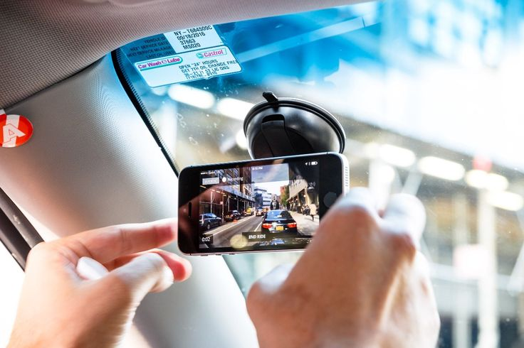 Nexar's dashcam app is free but at the cost of your data