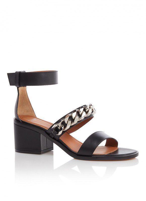 Givenchy Chain sandalette van kalfsleer online kopen