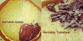 Vemale.com: Martabak Manis Toblerone Buatan Sendiri di Rumah