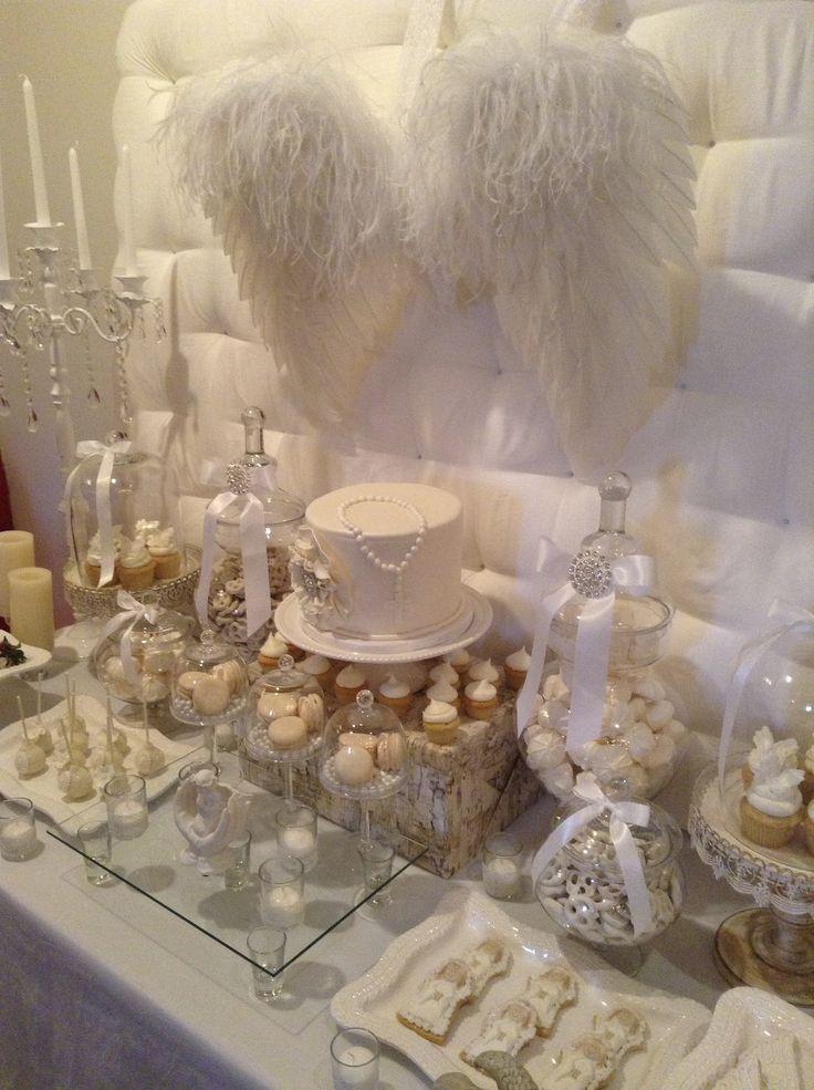 35 best images about communion celebration on pinterest - Decoration table communion fille ...