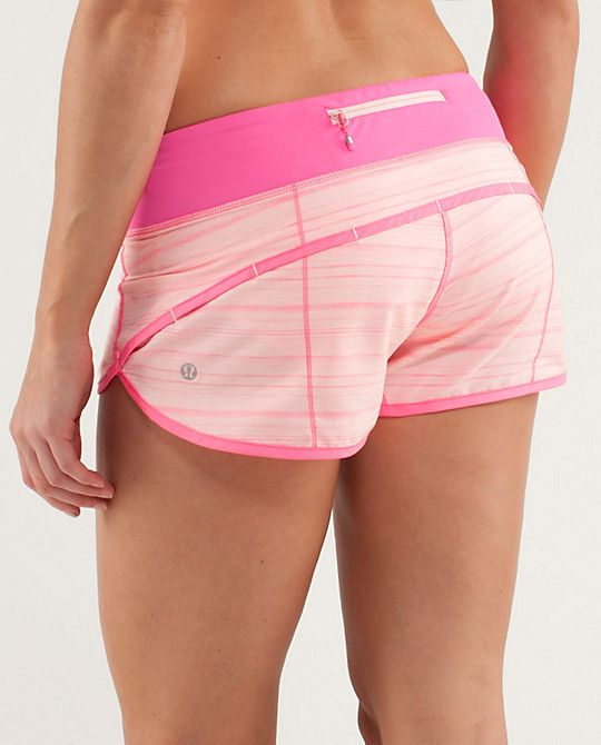 RUN:Speed Short...my all time favorite workout shorts!