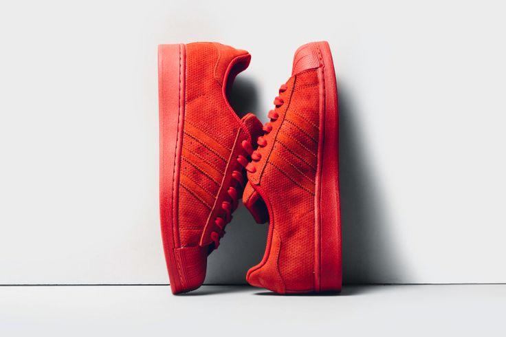 """adidas Originals Superstar RT """"Red Suede"""""""