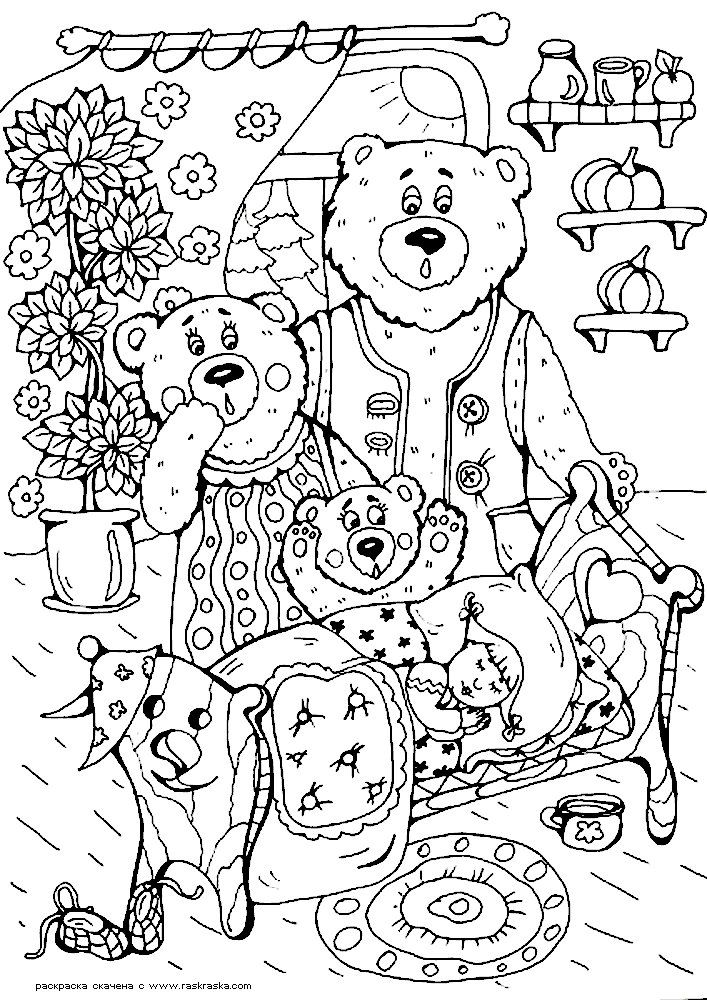 25 best Coloring Pages (Nursery Rhymes) images on Pinterest ...