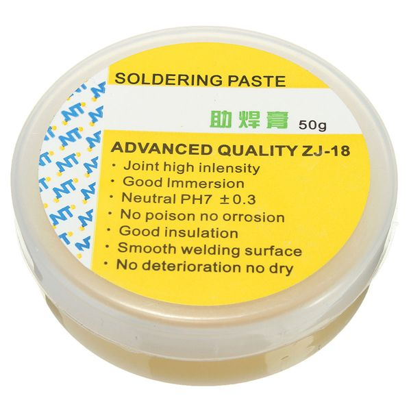 50G Welding Flux Paste Soldering Flux Paste Grease Gel