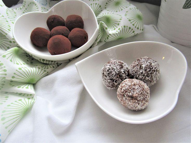 Bajaderki z ciecierzycy - musicie tego spróbować! Zdrowe, słodkie, pyszne i bardzo łatwe do zrobienia. Szybko znikają z talerza!